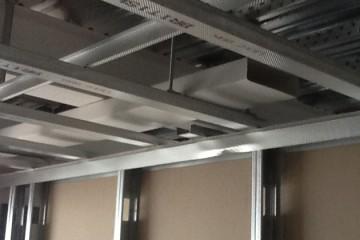 MF Ceilings, Metal Stud Partitions